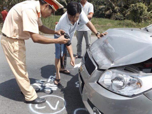 Giám định bồi thường bảo hiểm ô tô